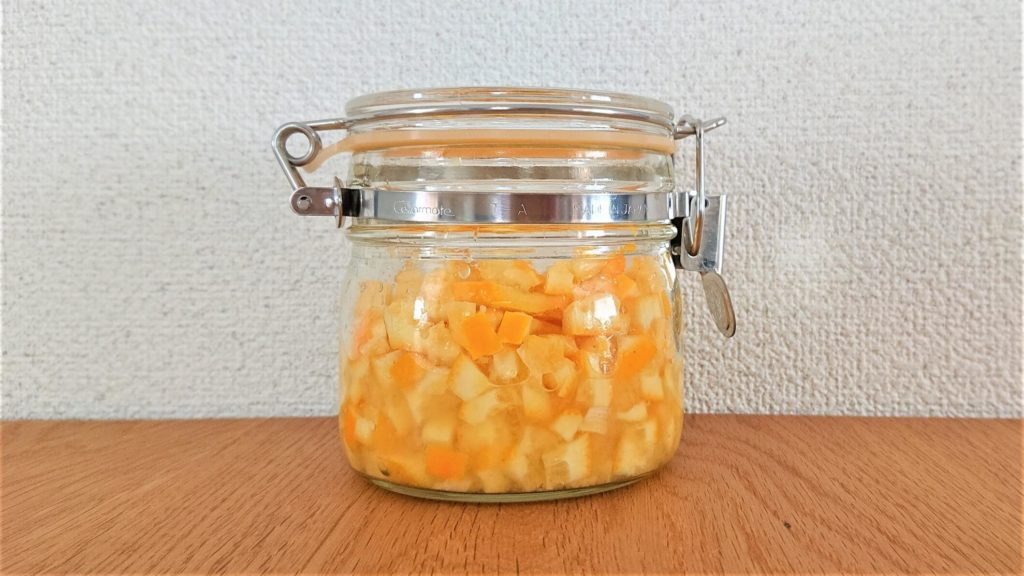 塩レモンの作り方 活用法