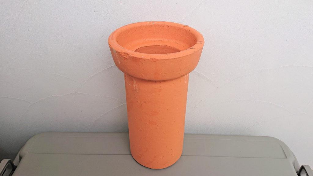 素焼き 筒